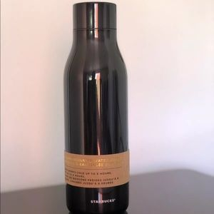 Starbucks stainless steel insulated water bottle